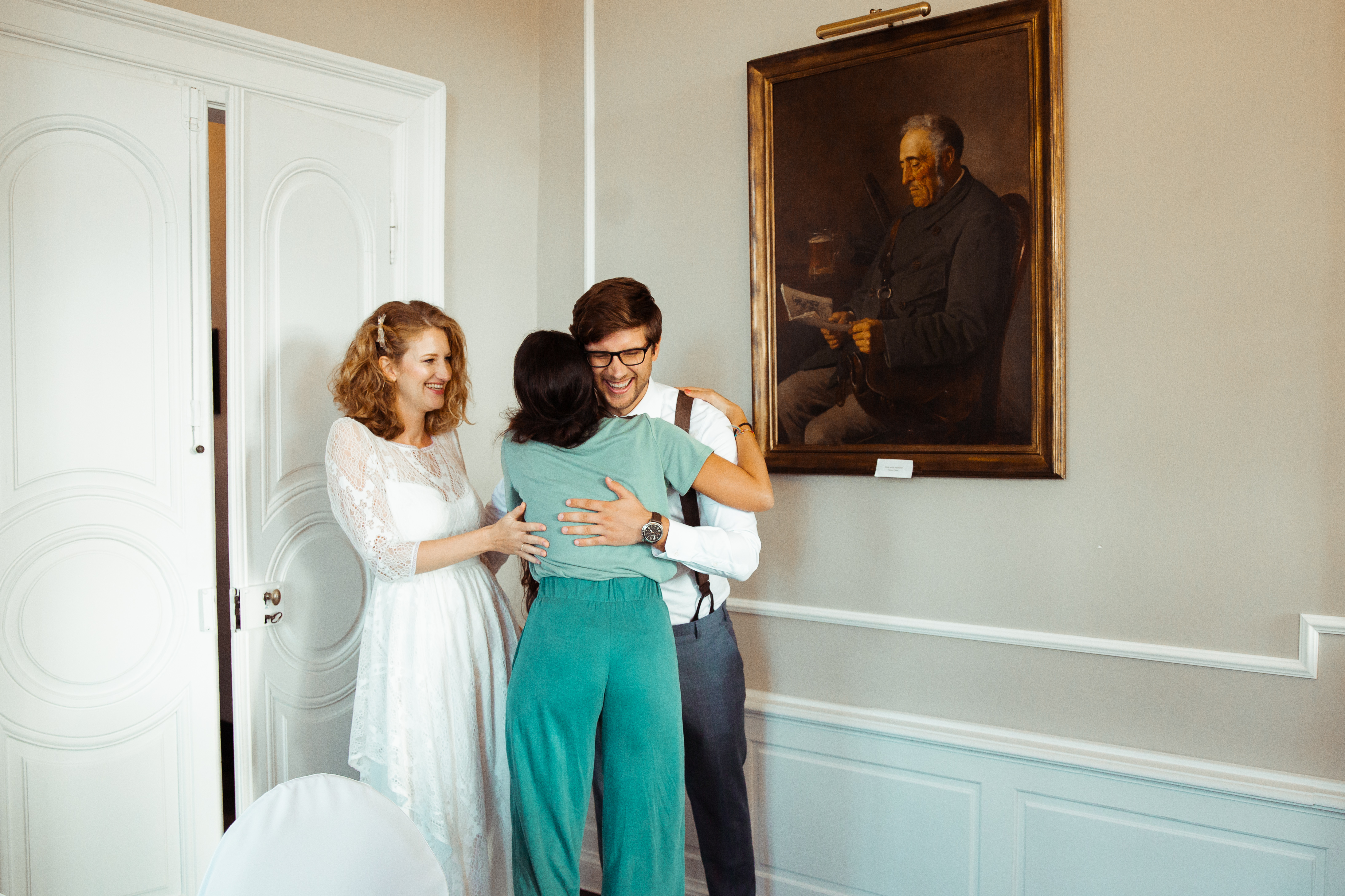 Brautpaar Standesamt